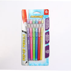 China Easter Plastic Multi - Head Non Sharpening Pencil With Customized Logo supplier