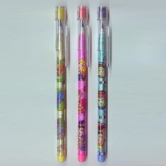 China Fashion Style HB Push Lead Pencil / Non - Sharpening Pencil For Students supplier
