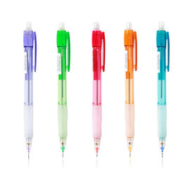 China Plastic Body And HB Lead Plastic Mechanical Pencil ECO-Friendly OEM Printing factory