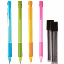 Multi - Colors Plastic Mechanical Pencil /  Auto Lead Rotation Mechanical Pencil